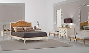 Dormitorio vintage Matisse