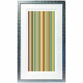 Cuadro Rayas Stripes Two