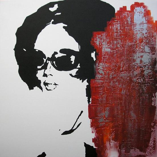 Cuadro mujer pop art no disponible en for Muebles pop art