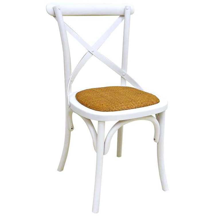 Silla thonet vintage blanca no disponible en for Sillas salon vintage