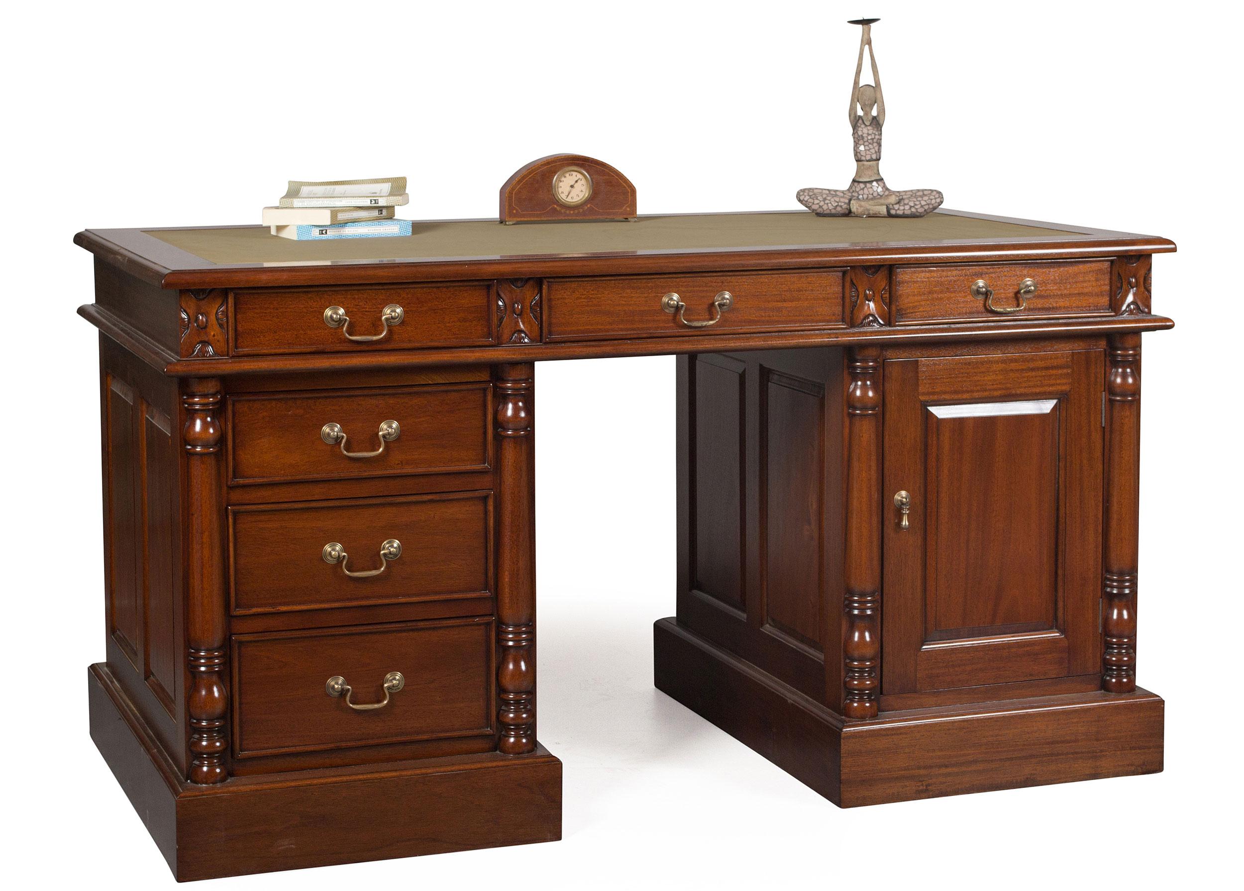 Mesa de Despacho Colonial Kenny en Portobellostreet.es