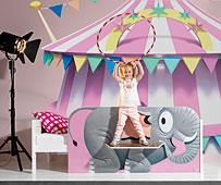 Cama Infantil Circus - Camas Infantiles - Muebles Infantiles