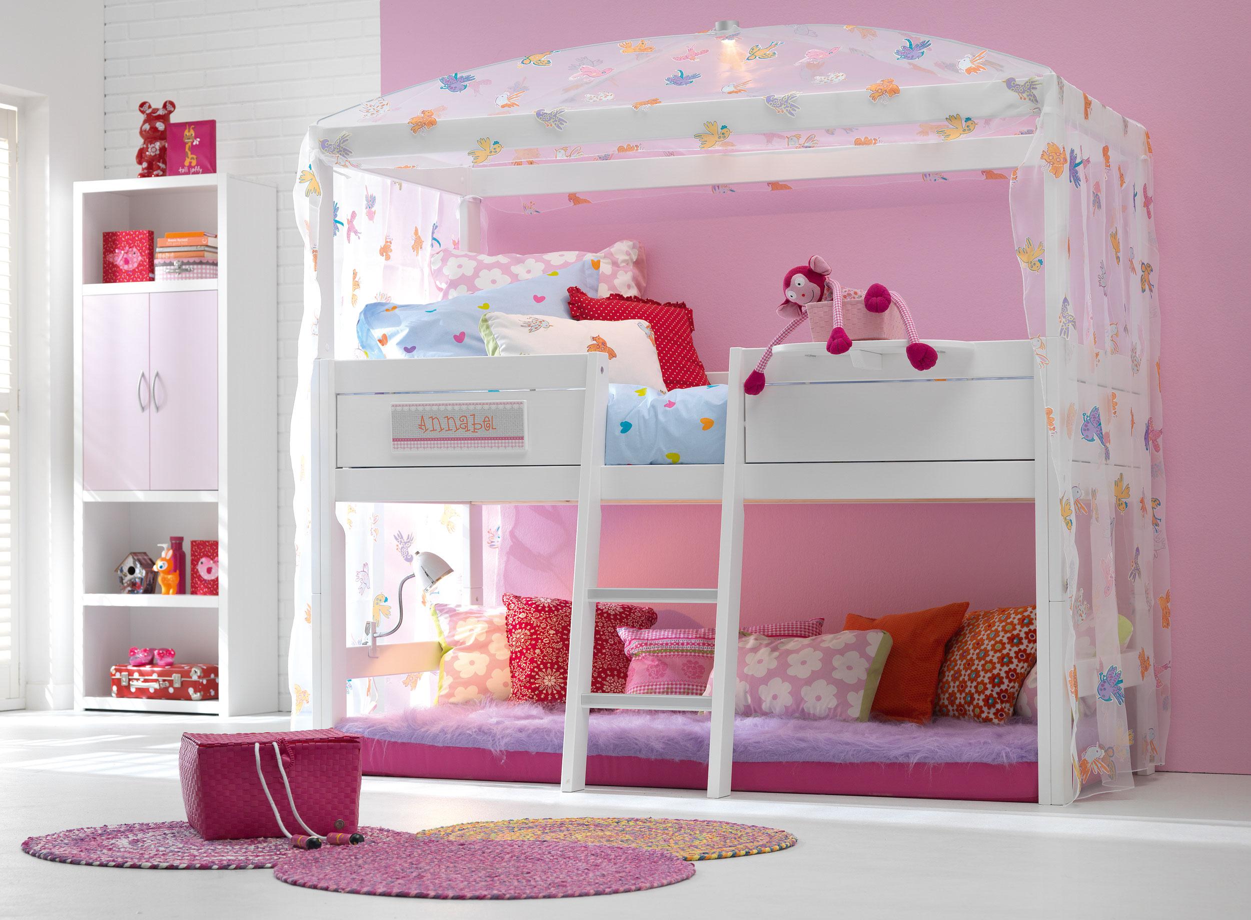 Muebles Infantiles Modernos Nidi Muebles Infantiles Con Elegancia  # Muebles Laqueados Infantiles
