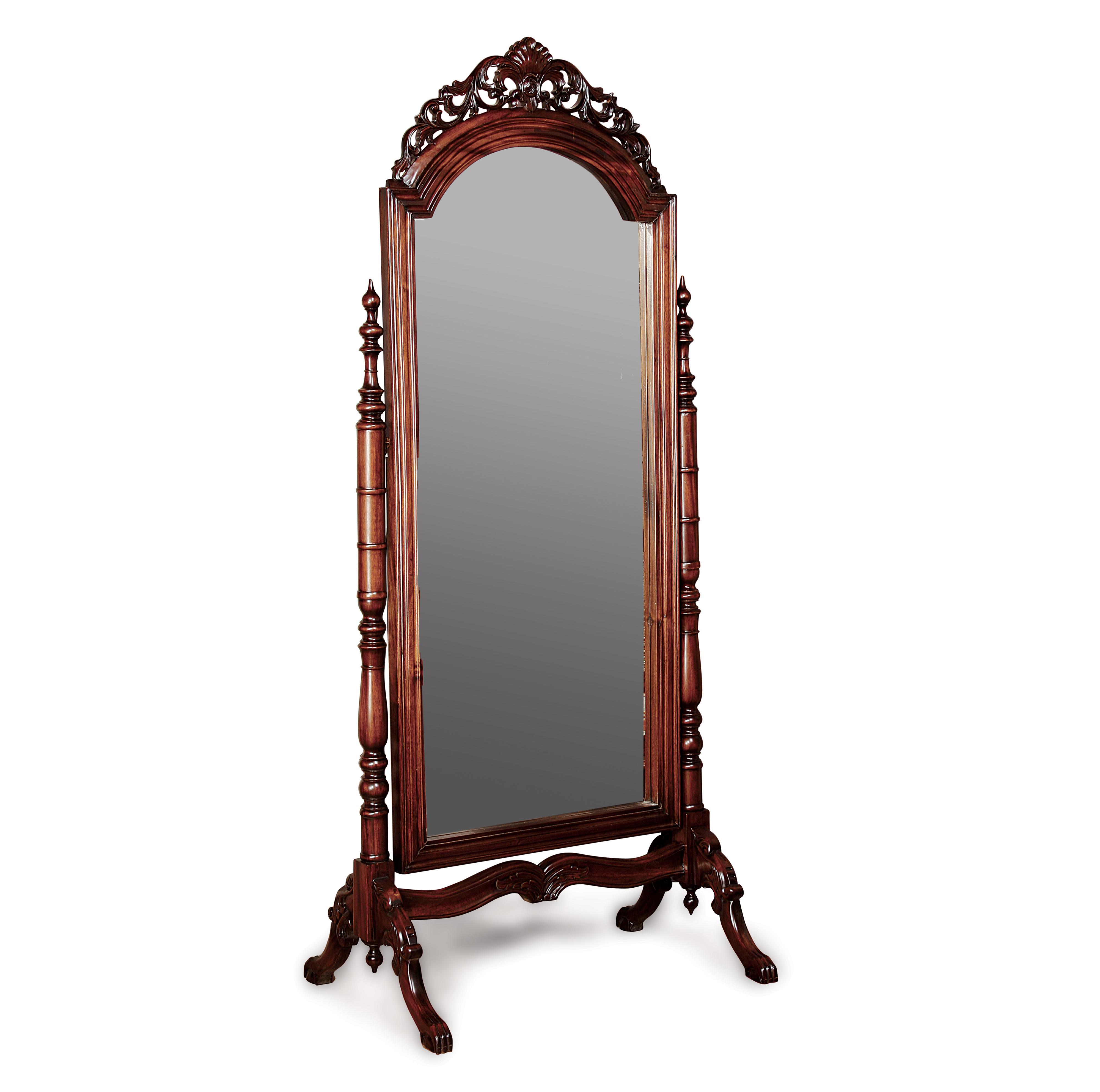 Espejo tallado cl sico vestidor gran hotel for Espejos tallados