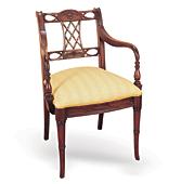 Sillón Clásico Satin - Sillas y Sillones Clásicos - Muebles Clásicos