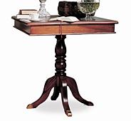 Velador cuadrado Clásico Victoriano
