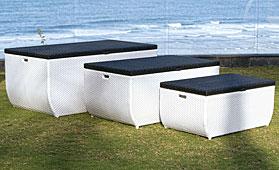 Baúl de jardín Trunks - Mesas de Centro para Jardín - Muebles de Jardín