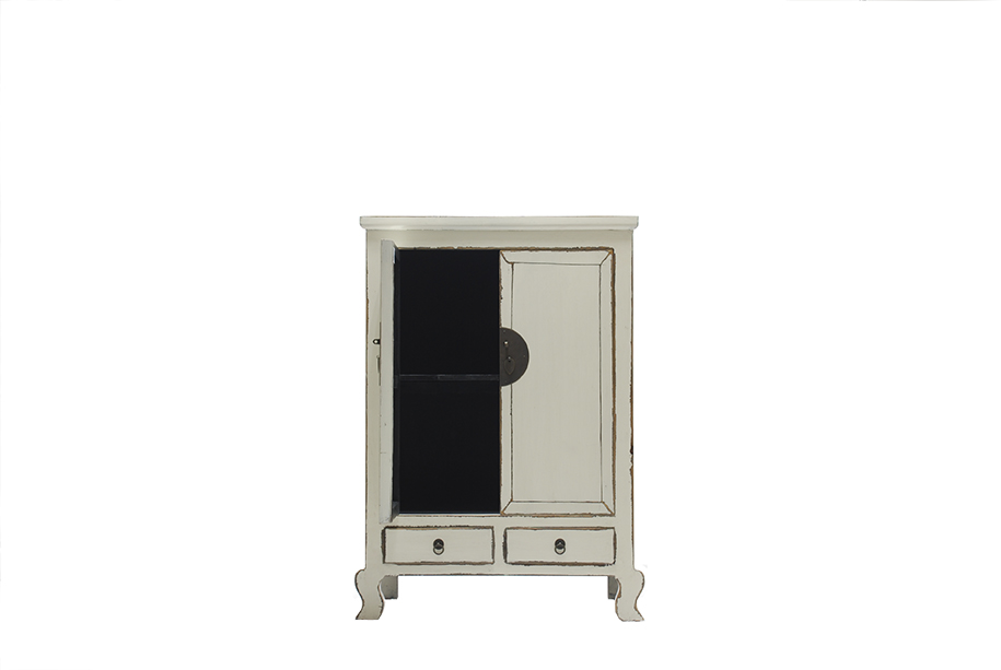 Mueble Baño Oriental:Armario oriental blanco en Dec&Shop