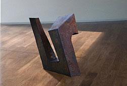 Escultura Estudio del espacio III