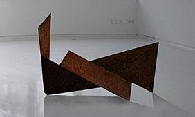 Escultura Estudio del espacio IV