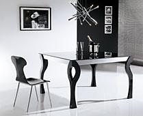 Mesa de Comedor extensible Moderna Xona