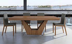 Mesa Comedor extensible Moderna Verona