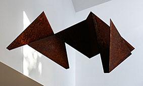 Escultura Estudio del espacio VI