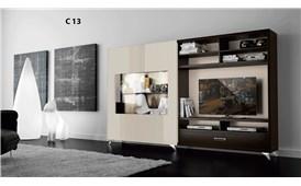 Mueble de salón compacto mas Premiere