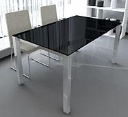 Mesa de Comedor extensible Moderna Rosi