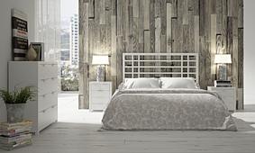 Dormitorio nórdico Oberoi
