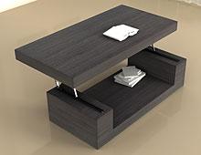 Mesa de Centro Moderna Alodia - Mesas de Centro de Diseño - Muebles de Diseño