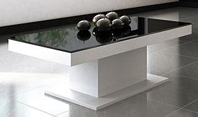 Mesa de Centro Moderna Elisa - Mesas de Centro de Diseño - Muebles de Diseño