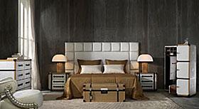 Dormitorio vintage Detian