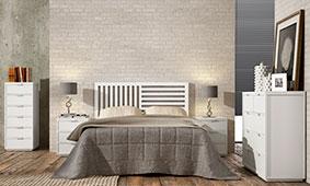 Dormitorio nórdico Nayara
