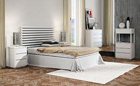 Dormitorio nórdico Fasano