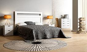 Dormitorio nórdico Carlton