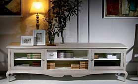 Mueble de TV vintage Lourdes
