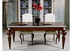Mesa de comedor vintage Narbona