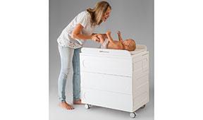 Cómoda 5 cajones  - Cómodas Infantiles - Muebles Infantiles
