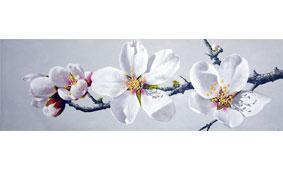 Cuadro flor de almendro