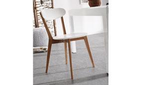 Silla Areia en madera natural - Sillas y Sillones de Diseño - Muebles de Diseño