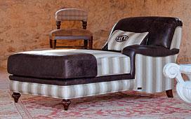 Chaise longue Clásica Montreal