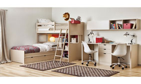 Dormitorio infantil Bianca