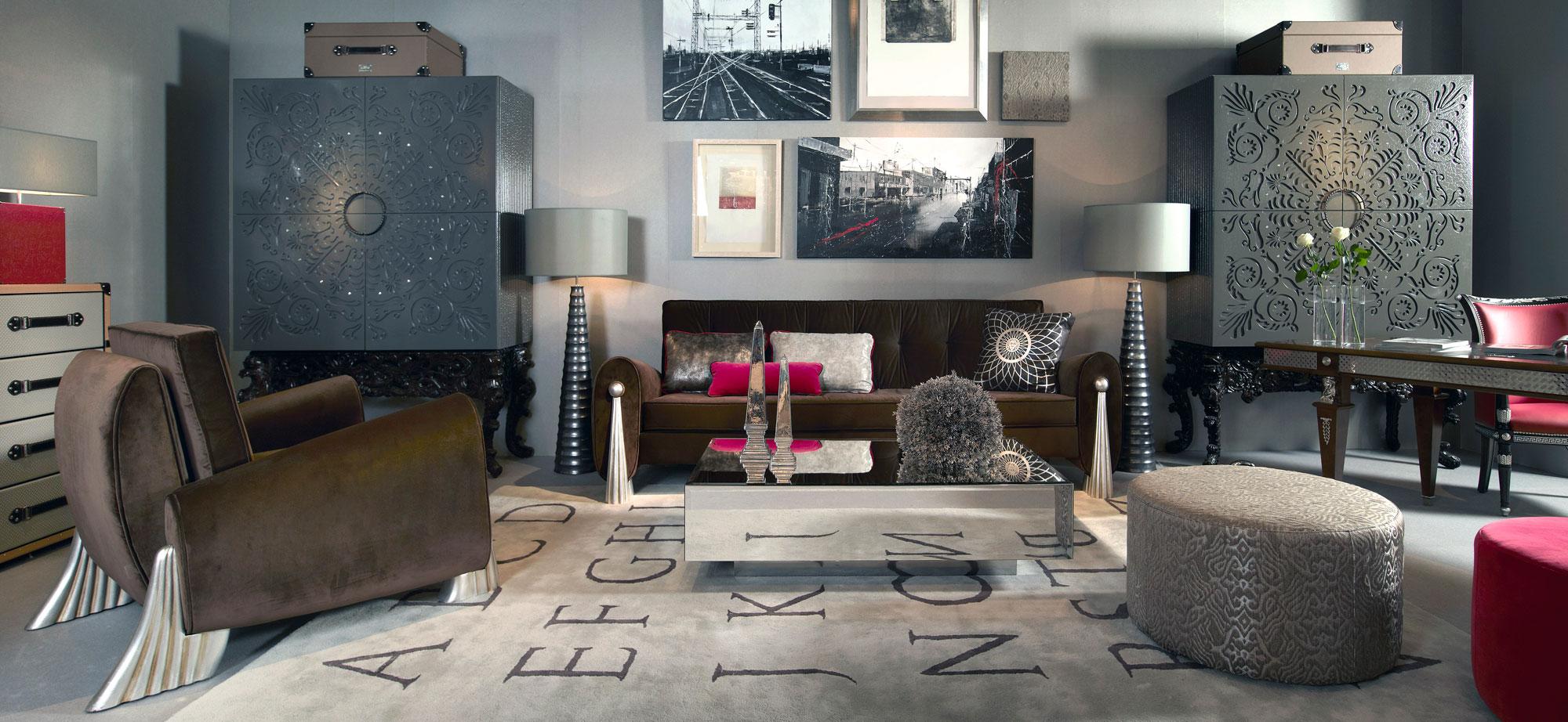 Muebles y decoracion de lujo en portobellostreet m xico for Muebles y decoracion