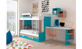 Habitación infantil Londres