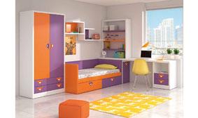 Dormitorio infantil Janet