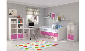Habitación infantil Lucia
