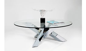 Mesa de centro moderna Tamara