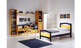 Habitación juvenil Bermudas