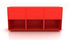 Aparador modular Cuadram A1