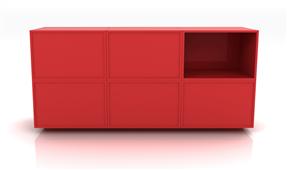 Aparador Cuadram A4 - Aparadores de Diseño - Muebles de Diseño