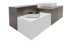 Mesa de Centro Modular Cuadram M2 - Mesas de Centro de Diseño - Muebles de Diseño