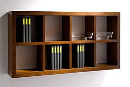 Mueble de CDS 8 huecos