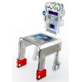 Silla Moderna Robot - Sillas y Sillones Infantiles - Muebles Infantiles