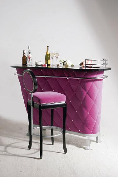 Bar rockstar rosa for Muebles eroticos