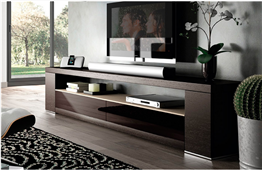 Mueble TV Exclusive Cristal