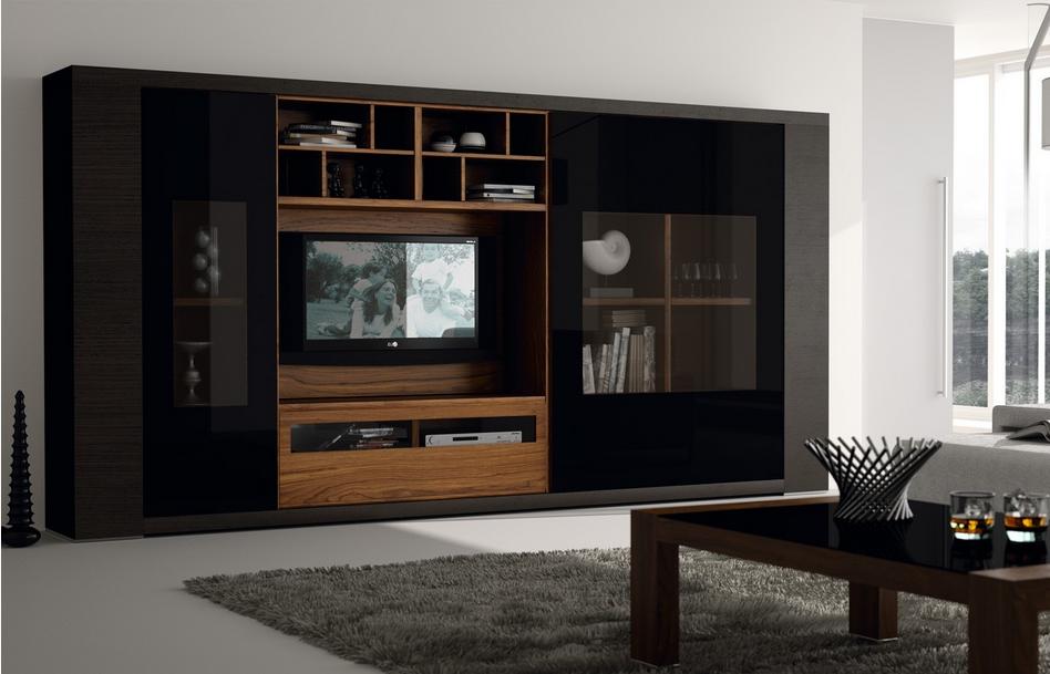 Compacto exclusive nogal en cosas de arquitectoscosas de for Muebles nogal yecla