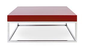 Mesa centro de diseño Rosso - Mesas de Centro de Diseño - Muebles de Diseño
