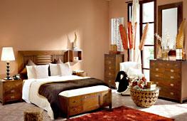 Dormitorio Colonial Flamingo