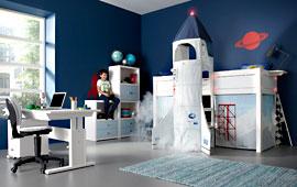 Dormitorio infantil Discovery